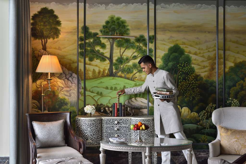 Raffles Udaipur offers a fresh perspective to the romantic city of Udaipur