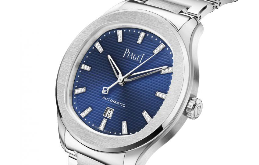 The Piaget Polo Date In 36mm features an elegant and refined profile